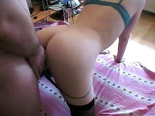 Nasty bitch Lela Star having a hardcore doggystyle fuck