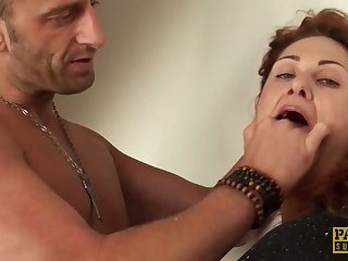 PASCALSSUBSLUTS - Redhead Nympho Tallulah Tease Riding Ass Fuck Hard Fuck - COPULATE HARD FUCK
