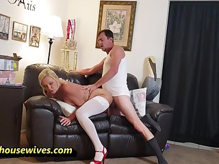 Horny Housewives Make the Most of Every Opportunity