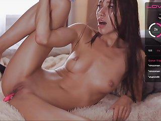 Sexy girl Webcam masturbation