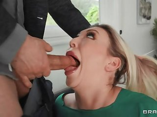 Sex Therapy of FaceFuck amp  Hard Ass by BRAZZERS